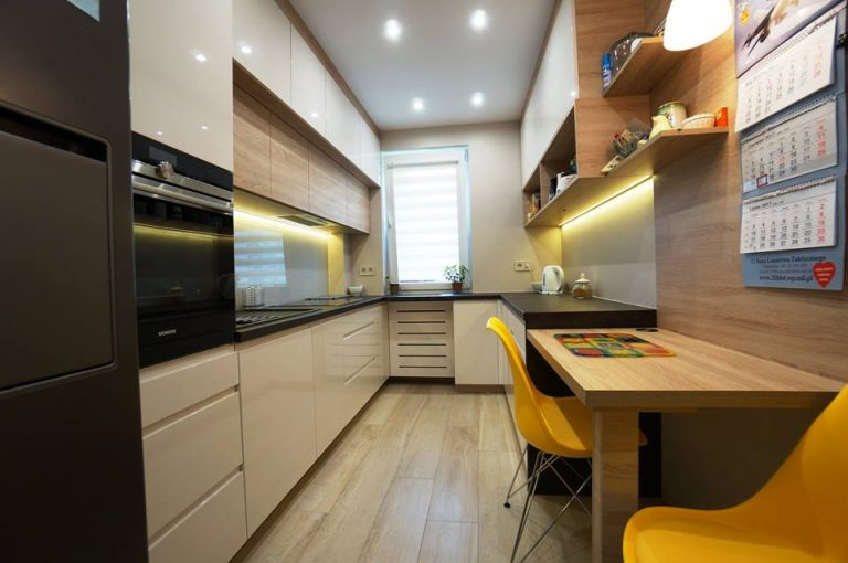 Kuchnie Na Wymiar Atelier Meble Na Wymiar łódź